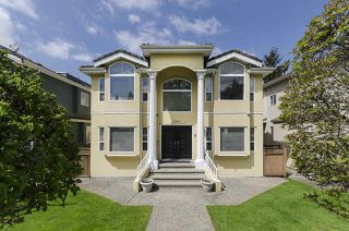 Photo 1: 3541 MALTA Avenue in Vancouver: Renfrew Heights House for sale (Vancouver East)  : MLS®# R2263109