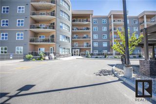 Photo 1: 508 110 Creek Bend Road in Winnipeg: River Park South Condominium for sale (2F)  : MLS®# 1819441
