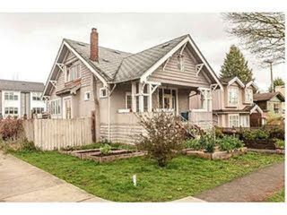 Main Photo: 1727 E 22 Avenue in Vancouver: Victoria VE House for sale (Vancouver East)  : MLS®# R2310261