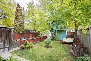 Photo 16: 219 Aubrey Street in Winnipeg: Wolseley Residential for sale (5B)  : MLS®# 1826374