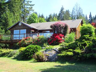 Main Photo: 1531 Whaletown Rd in CORTES ISLAND: Isl Cortes Island Single Family Detached for sale (Islands)  : MLS®# 799743