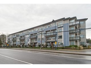 "Main Photo: 418 13228 OLD YALE Road in Surrey: Whalley Condo for sale in ""Connect"" (North Surrey)  : MLS®# R2328300"
