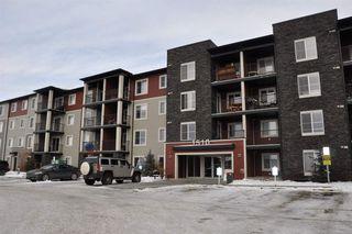 Main Photo: 201 1510 WATT Drive in Edmonton: Zone 53 Condo for sale : MLS®# E4138578