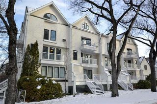 Photo 1: 203 430 River Avenue in Winnipeg: Osborne Village Condominium for sale (1B)  : MLS®# 1900119