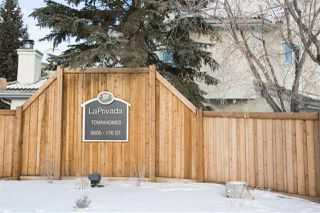 Main Photo: 28 9505 176 Street in Edmonton: Zone 20 Townhouse for sale : MLS®# E4140145