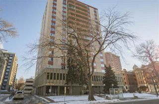 Main Photo: 704 10011 116 Street in Edmonton: Zone 12 Condo for sale : MLS®# E4140353