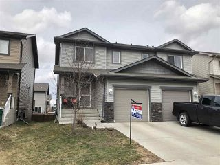 Photo 1: 16 85 SPRUCE VILLAGE Drive W: Spruce Grove House Half Duplex for sale : MLS®# E4142268