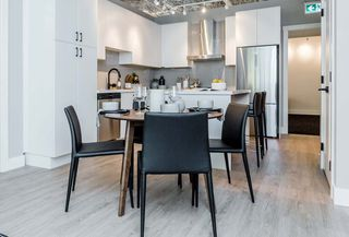 """Photo 7: 308B 20838 78B Avenue in Langley: Willoughby Heights Condo for sale in """"Hudson & Singer"""" : MLS®# R2340162"""
