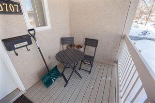 Photo 2: 10707 71 Avenue in Edmonton: Zone 15 House Half Duplex for sale : MLS®# E4145453