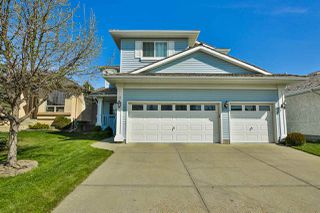 Photo 1: 126 BAINBRIDGE Crescent in Edmonton: Zone 58 House for sale : MLS®# E4146486