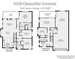 Photo 9: 4100 Chancellor Cres in COURTENAY: CV Courtenay City Single Family Detached for sale (Comox Valley)  : MLS®# 807975