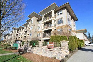 "Main Photo: 407 12248 224 Street in Maple Ridge: East Central Condo for sale in ""URBANO"" : MLS®# R2354510"