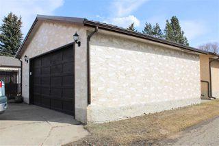 Photo 29: 120 WOODVALE Road W in Edmonton: Zone 29 House for sale : MLS®# E4151600