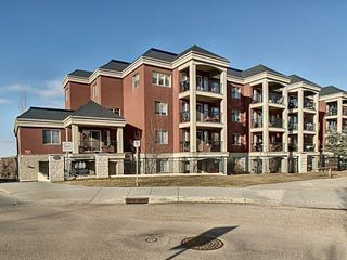 Main Photo: 211 501 Palisades Way: Sherwood Park Condo for sale : MLS®# E4151815