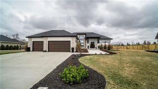Main Photo: 21 LIONS GATE Drive in Steinbach: R16 Residential for sale : MLS®# 1910729
