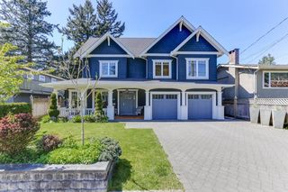 Photo 1: 1429 FARRELL Avenue in Delta: Beach Grove House for sale (Tsawwassen)  : MLS®# R2365253