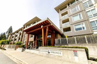 """Photo 1: 516 2665 MOUNTAIN Highway in North Vancouver: Lynn Valley Condo for sale in """"CANYON SPRINGS"""" : MLS®# R2369122"""