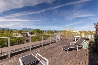 "Photo 17: 408 3440 W BROADWAY in Vancouver: Kitsilano Condo for sale in ""THE VICINIA"" (Vancouver West)  : MLS®# R2380067"