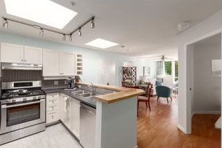 "Photo 9: 408 3440 W BROADWAY in Vancouver: Kitsilano Condo for sale in ""THE VICINIA"" (Vancouver West)  : MLS®# R2380067"