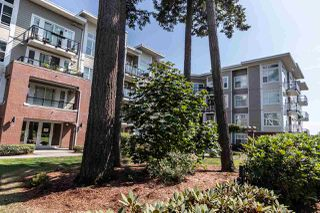 "Main Photo: 221 15956 86A Avenue in Surrey: Fleetwood Tynehead Condo for sale in ""Ascend"" : MLS®# R2397222"