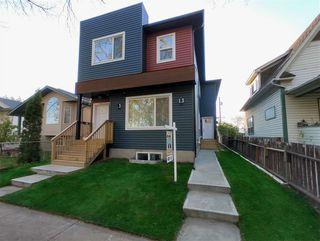 Photo 1: 11828 78 Street NW in Edmonton: Zone 05 House Half Duplex for sale : MLS®# E4174361