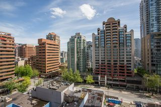 "Photo 12: 908 1238 BURRARD Street in Vancouver: Downtown VW Condo for sale in ""Altadena"" (Vancouver West)  : MLS®# R2455067"