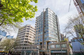 "Photo 1: 908 1238 BURRARD Street in Vancouver: Downtown VW Condo for sale in ""Altadena"" (Vancouver West)  : MLS®# R2455067"