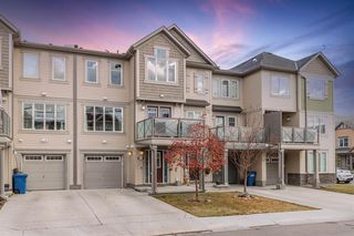 Photo 2: 165 Windstone Park SW: Airdrie Row/Townhouse for sale : MLS®# A1042730