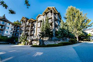 """Photo 1: 117 2969 WHISPER Way in Coquitlam: Westwood Plateau Condo for sale in """"Summerlin"""" : MLS®# R2516554"""