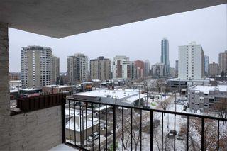Photo 5: 801 10135 116 Street in Edmonton: Zone 12 Condo for sale : MLS®# E4221111