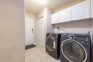 Photo 35: 33 1203 CARTER CREST Road in Edmonton: Zone 14 House Half Duplex for sale : MLS®# E4223406
