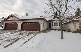 Photo 47: 33 1203 CARTER CREST Road in Edmonton: Zone 14 House Half Duplex for sale : MLS®# E4223406