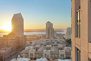 Photo 1: Condo for rent : 2 bedrooms : 645 Front St #1907 in San Diego