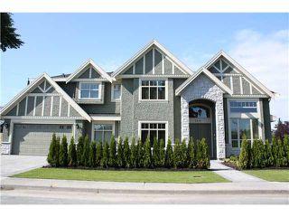 Main Photo: 3311 Ullsmore Avenue in Richmond: Seafair House for sale : MLS®# V925225