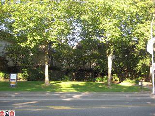 """Photo 1: # 216 7426 138TH ST in Surrey: East Newton Condo for sale in """"GLENCOE ESTATES"""" : MLS®# F1214460"""