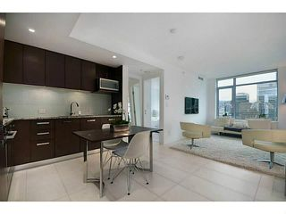 Photo 1: 2307 1028 BARCLAY Street in Vancouver: West End VW Condo for sale (Vancouver West)  : MLS®# V981090