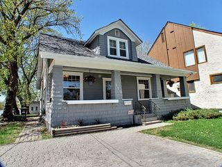 Photo 1: 170 Lyndale Drive in Winnipeg: St Boniface Residential for sale (Central Winnipeg)  : MLS®# 1310091