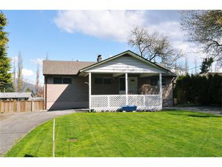 Photo 1: 21643 EXETER AV in Maple Ridge: West Central House for sale : MLS®# V1001182