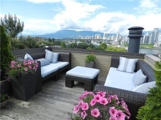 Photo 8: 1199 West 7th Ave in Vancouver: Fairview VW Townhouse for sale (Vancouver West)  : MLS®# v1007497