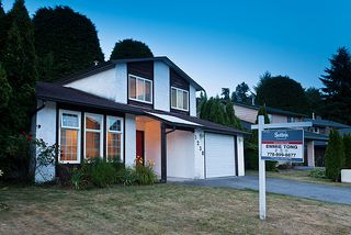 Photo 1: 1238 Oxbow Way in Coquitlam: River Springs House for sale : MLS®# V1018220