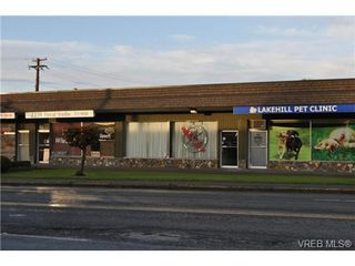 Photo 4: A 3947 Quadra Street in VICTORIA: SE Maplewood Office for sale (Saanich East)  : MLS®# 336228