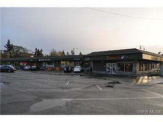 Photo 1: A 3947 Quadra Street in VICTORIA: SE Maplewood Office for sale (Saanich East)  : MLS®# 336228