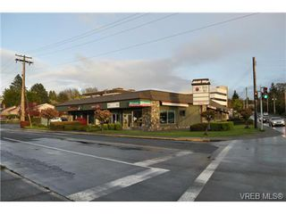 Photo 2: A 3947 Quadra Street in VICTORIA: SE Maplewood Office for sale (Saanich East)  : MLS®# 336228