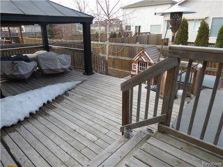 Photo 15: 7 Pentonville Crescent in WINNIPEG: St Vital Residential for sale (South East Winnipeg)  : MLS®# 1408273