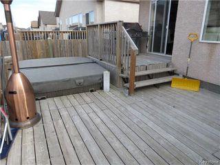 Photo 16: 7 Pentonville Crescent in WINNIPEG: St Vital Residential for sale (South East Winnipeg)  : MLS®# 1408273