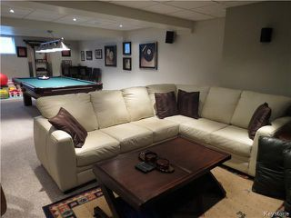 Photo 11: 7 Pentonville Crescent in WINNIPEG: St Vital Residential for sale (South East Winnipeg)  : MLS®# 1408273