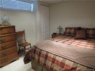 Photo 14: 7 Pentonville Crescent in WINNIPEG: St Vital Residential for sale (South East Winnipeg)  : MLS®# 1408273