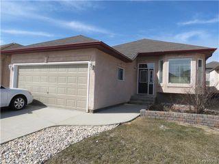 Photo 1: 7 Pentonville Crescent in WINNIPEG: St Vital Residential for sale (South East Winnipeg)  : MLS®# 1408273
