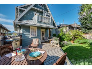 Photo 19: 2614 E 28TH Avenue in Vancouver: Collingwood VE House for sale (Vancouver East)  : MLS®# V1065508