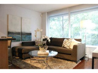 """Photo 1: 202 1001 RICHARDS Street in Vancouver: Downtown VW Condo for sale in """"MIRO"""" (Vancouver West)  : MLS®# V1084442"""